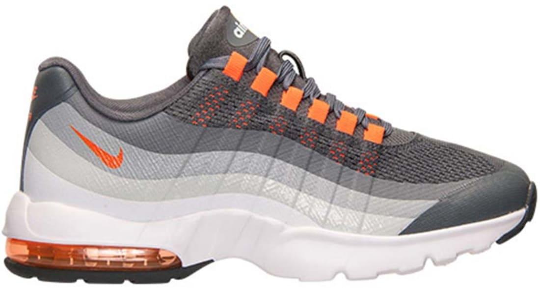 air max 95 grey orange