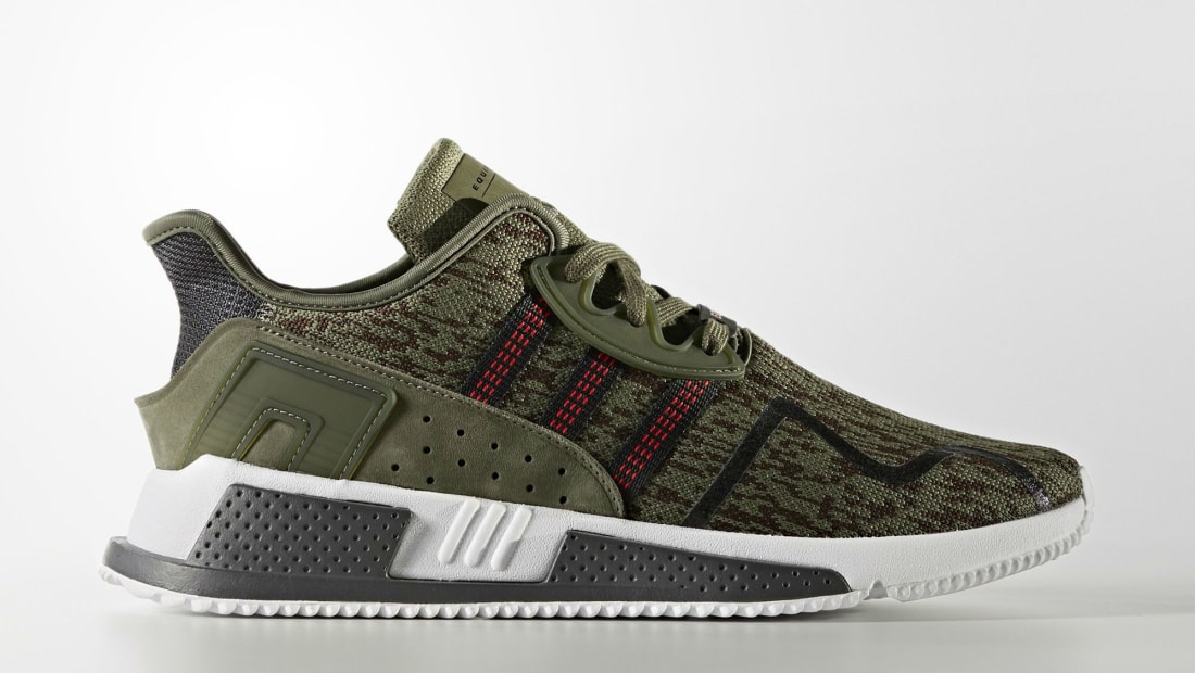 brand new 02594 3c21d italy adidas eqt support rf shoes olive 46fc4 9134b official store adidas  eqt cushion adv olive camo adidas sole collector 00199 57978