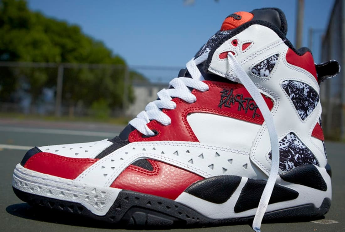 reebok pump battleground
