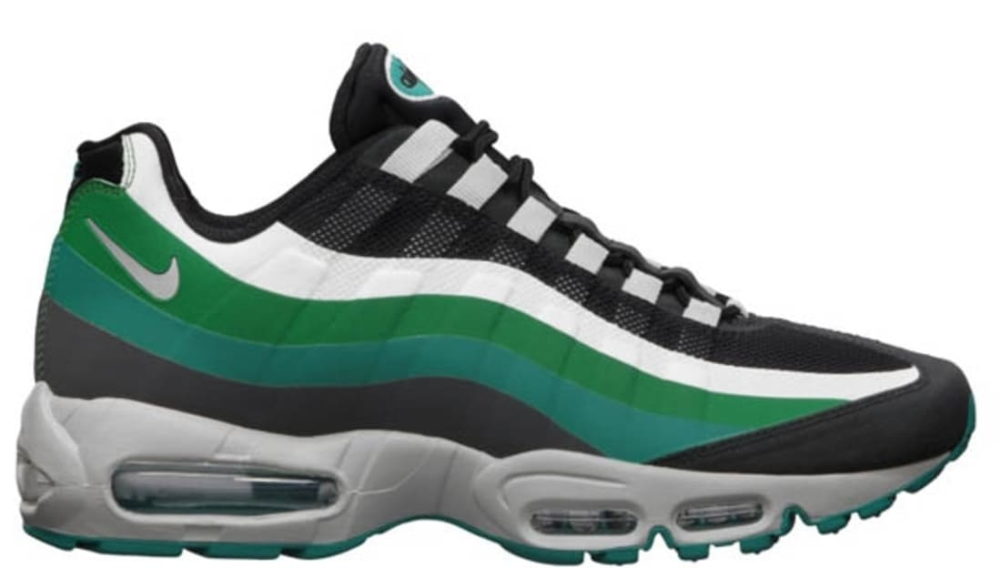Nike Air Max '95 No-Sew NFL Philadelphia Eagles