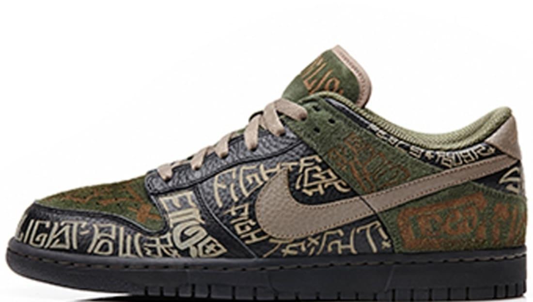 Lance's Nike Dunk Low Premium Doernbecher