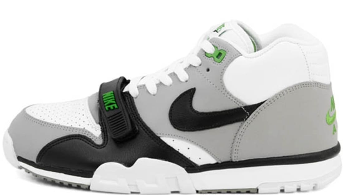1386d4e9fd3 Nike Air Trainer 1 Mid Premium Chlorophyll | Nike | Sole Collector
