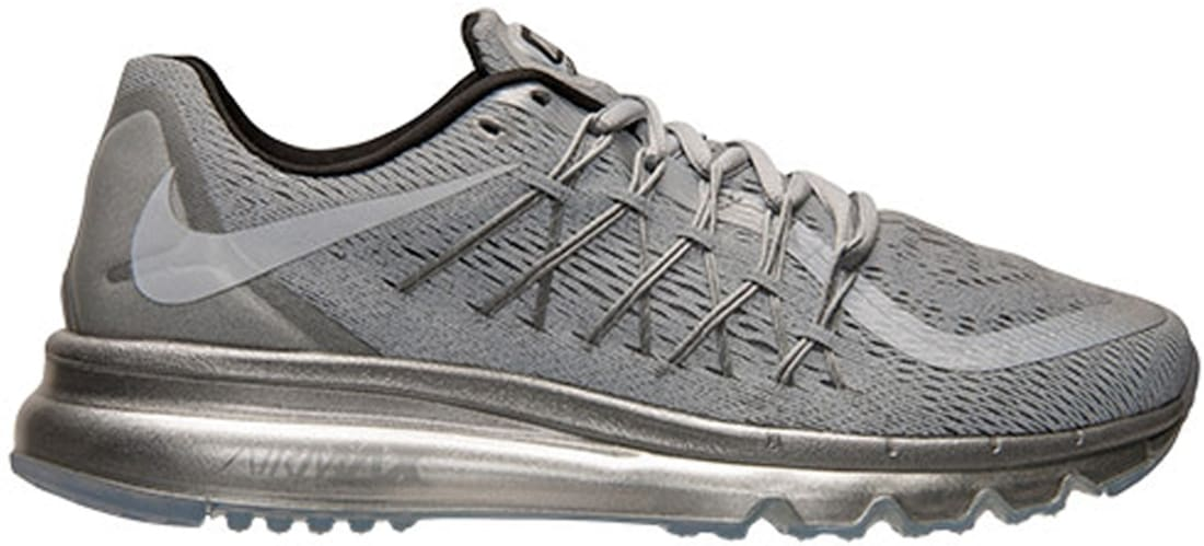 new style cbcf5 fdee9 Nike Air Max 2015 Reflect Silver Reflect Silver