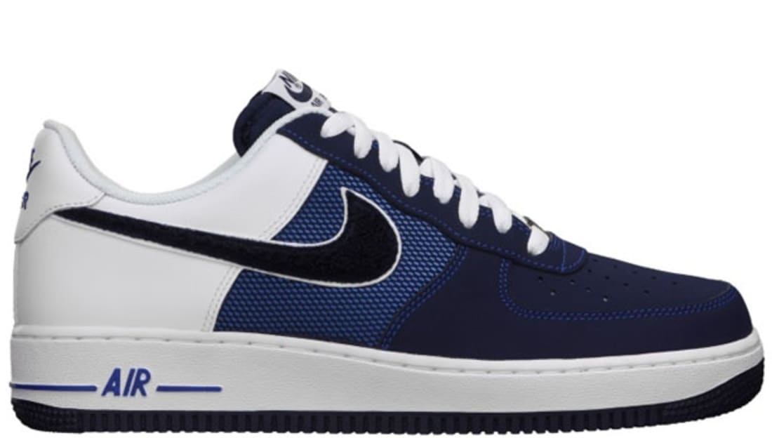 Nike Air Force 1 Low Game Royal/Blackened Blue-White