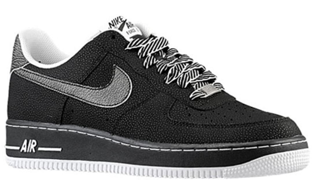 Nike Air Force 1 Low Black/White