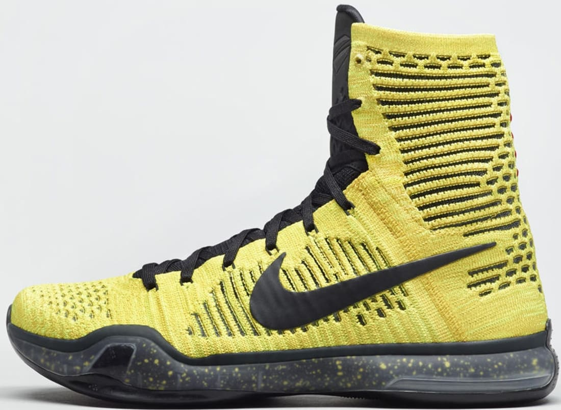 sale retailer ef7fc 29972 Nike Kobe X Elite High Opening Night