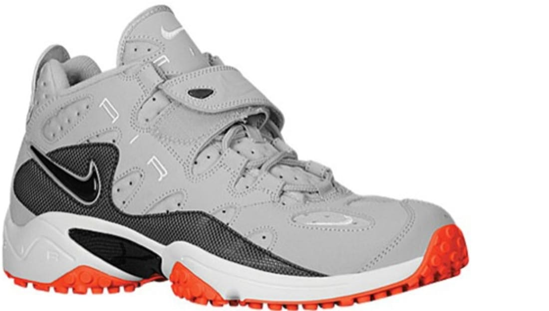 Nike Air Turf Raider Wolf Grey/Black-Dark Grey-Team Orange
