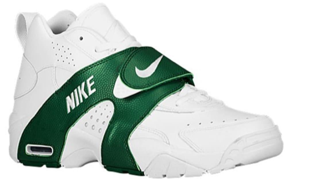Nike Air Veer White/White-Gorge Green