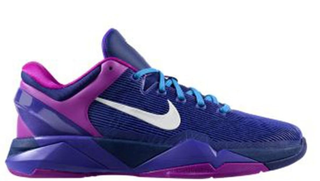 Nike Zoom Kobe 7 GS Deep Royal Blue/Magenta