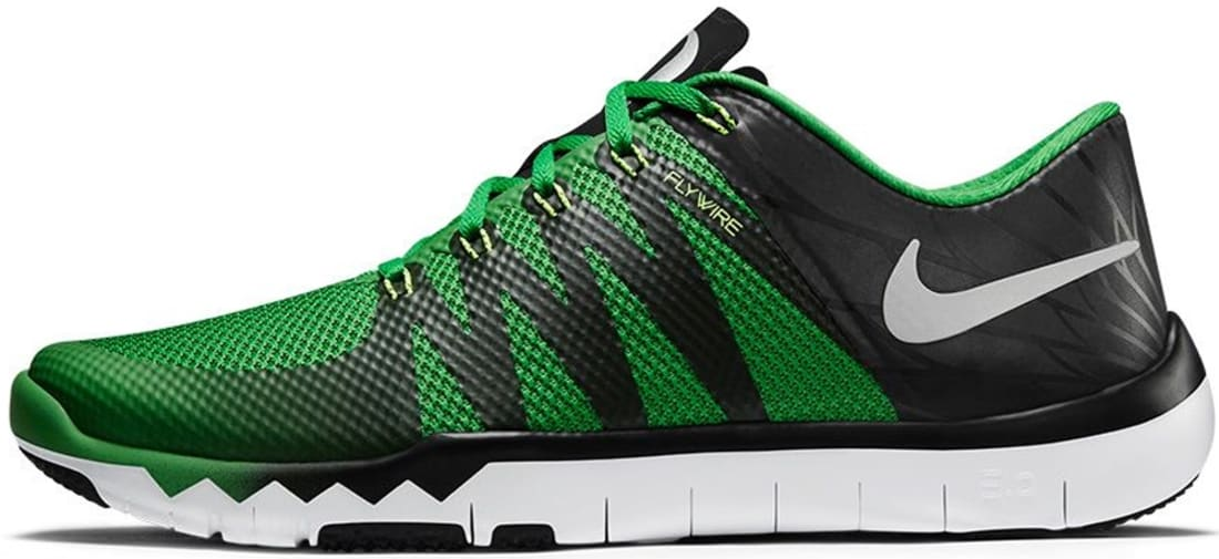 59f613f6e0c8 Nike Free Trainer 5.0 V6 Oregon Green | Nike | Sole Collector