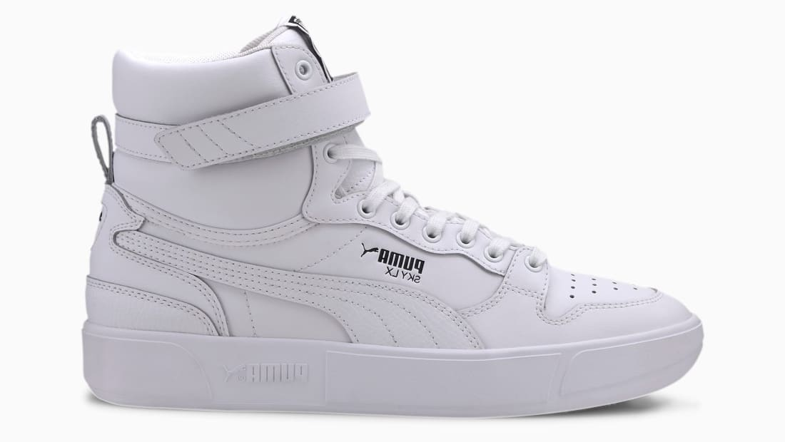 Puma Sky LX Mid Athletic Puma White