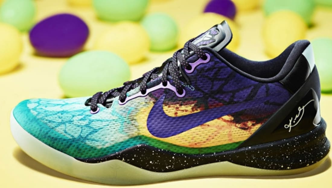 hot sale online 65e10 598a0 Nike Kobe 8 System Easter