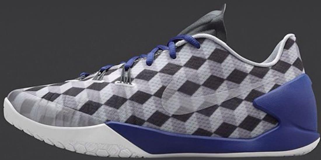 Nike Hyperchase SP Wolf Grey/Deep Royal Blue-Summit White