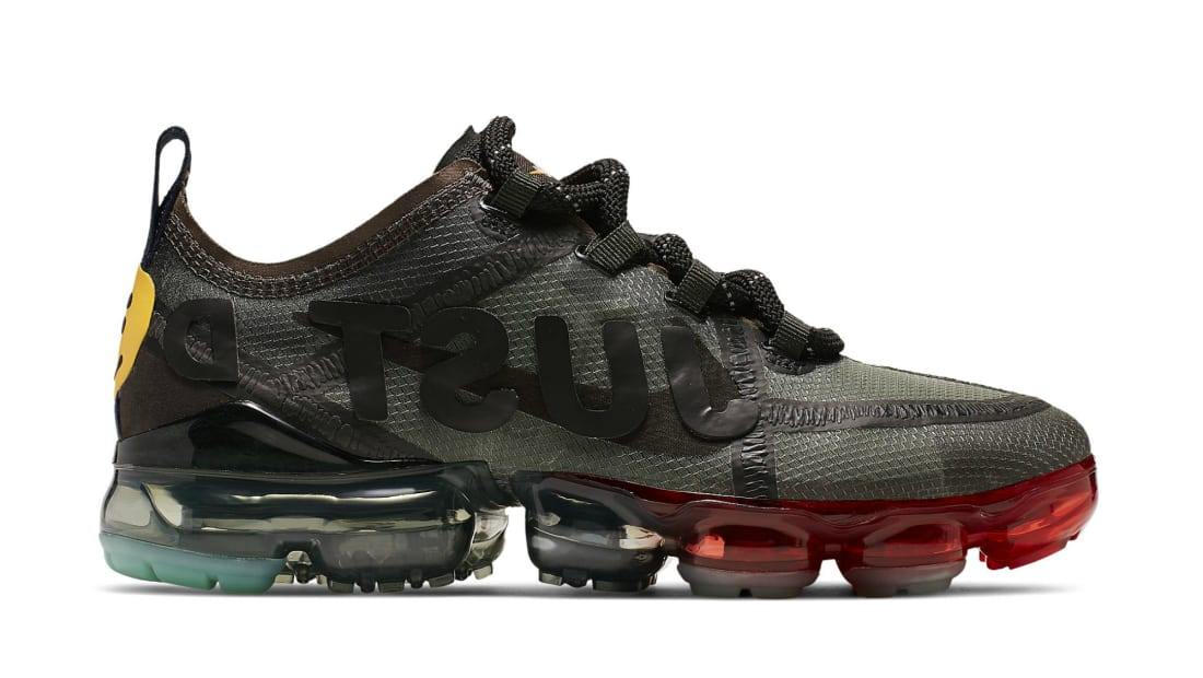 Cactus Plant Flea Market x Nike Air VaporMax 2019 Women's Green Mist/Velvet Brown