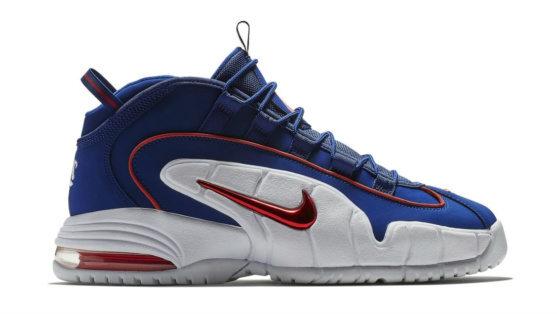 Nike Air Penny 2 1996 vs 2008 Comparison by Sneaker Dave