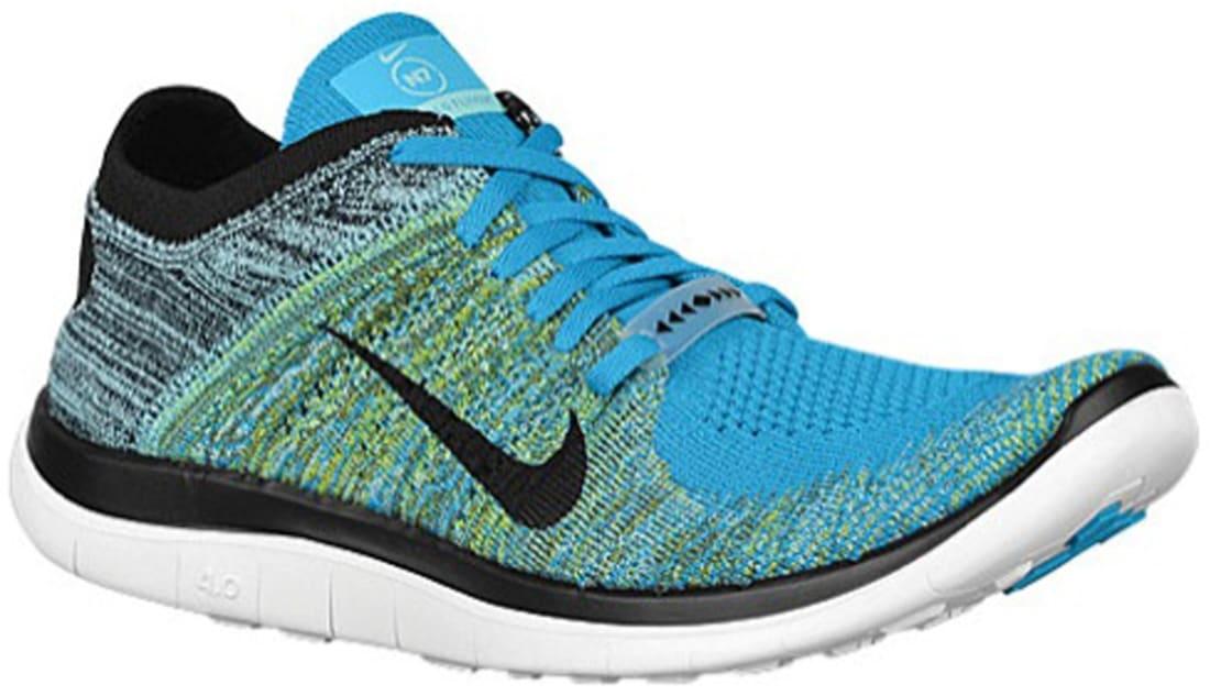 timeless design 474bb 8d2fa Nike · Nike Running · Nike Free 4.0 Flyknit. Nike Free 4.0 Flyknit N7 Neo  Turquoise Fierce Green-Hyper ...