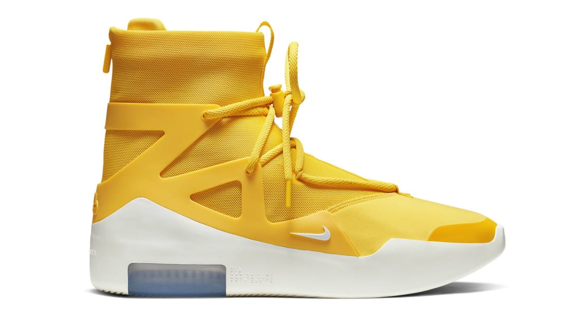 Nike Air Fear of God 1 Amarillo/Amarillo-White