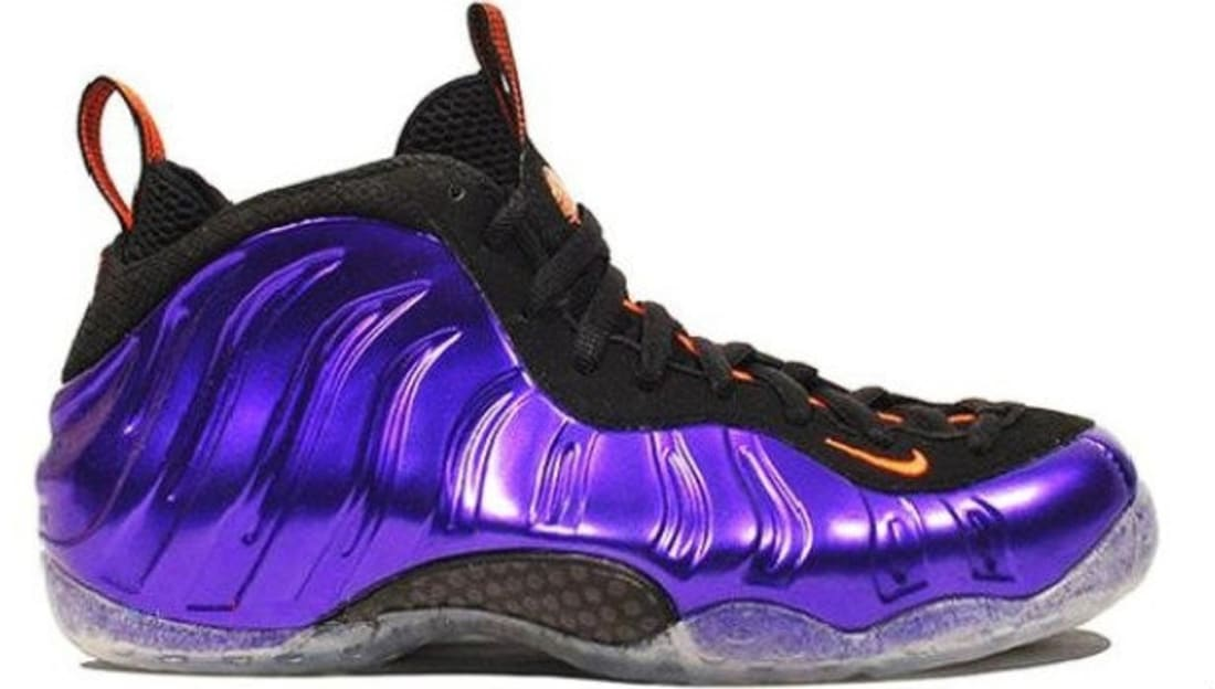 Detailed Look: Nike Air Foamposite One Weatherman ...