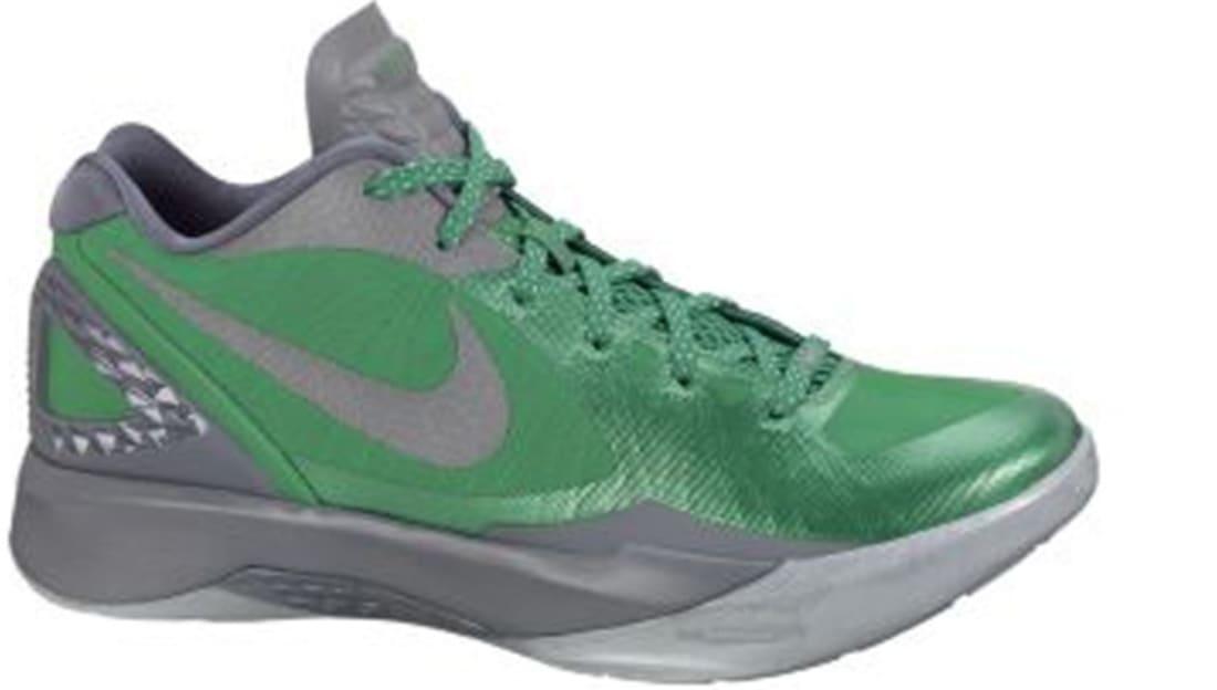 size 40 8bb1d 94abb Nike Zoom Hyperdunk 2011 Low PE Lucky Green/Metallic Clover ...