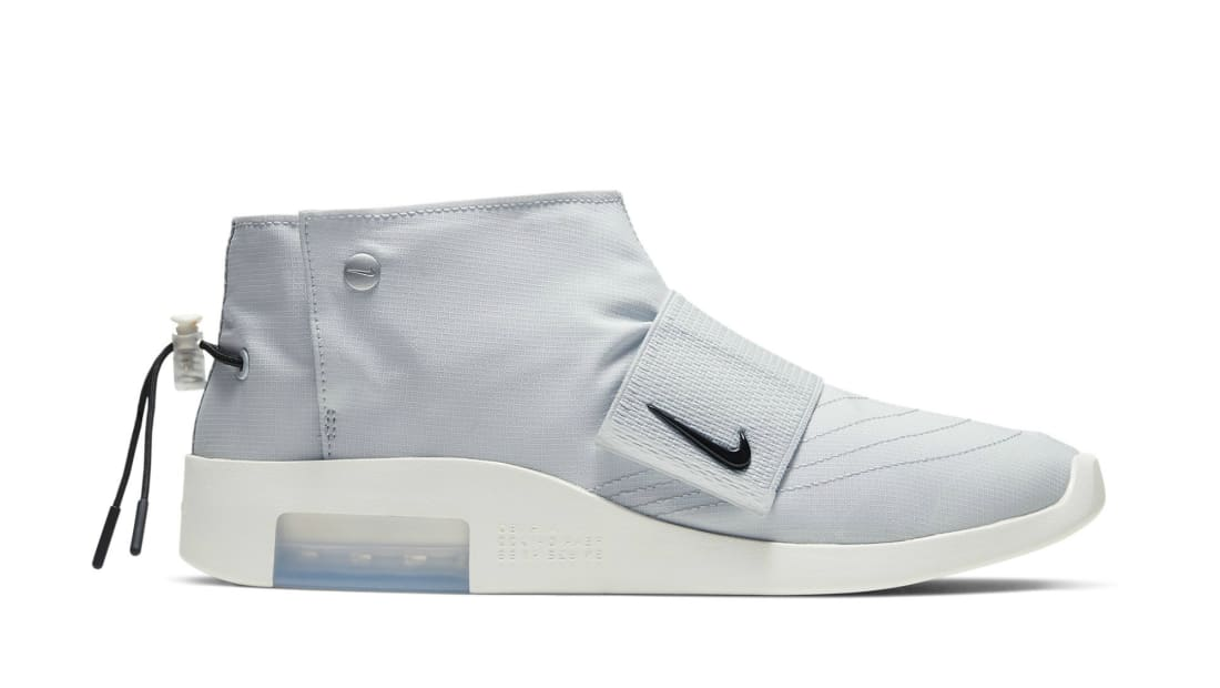 Nike Air Fear of God Moc Pure Platinum/Black-Sail