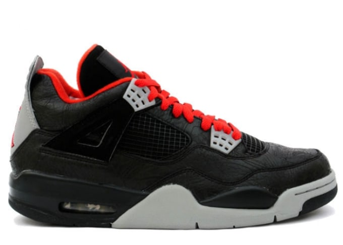 new concept dcbbe 6e416 ... discount air jordan 4 retro black laser resale price d71fe 5814c
