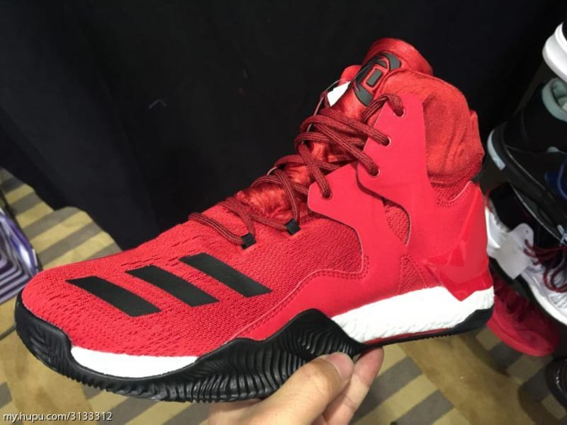 Adidas D Rose 7 Red