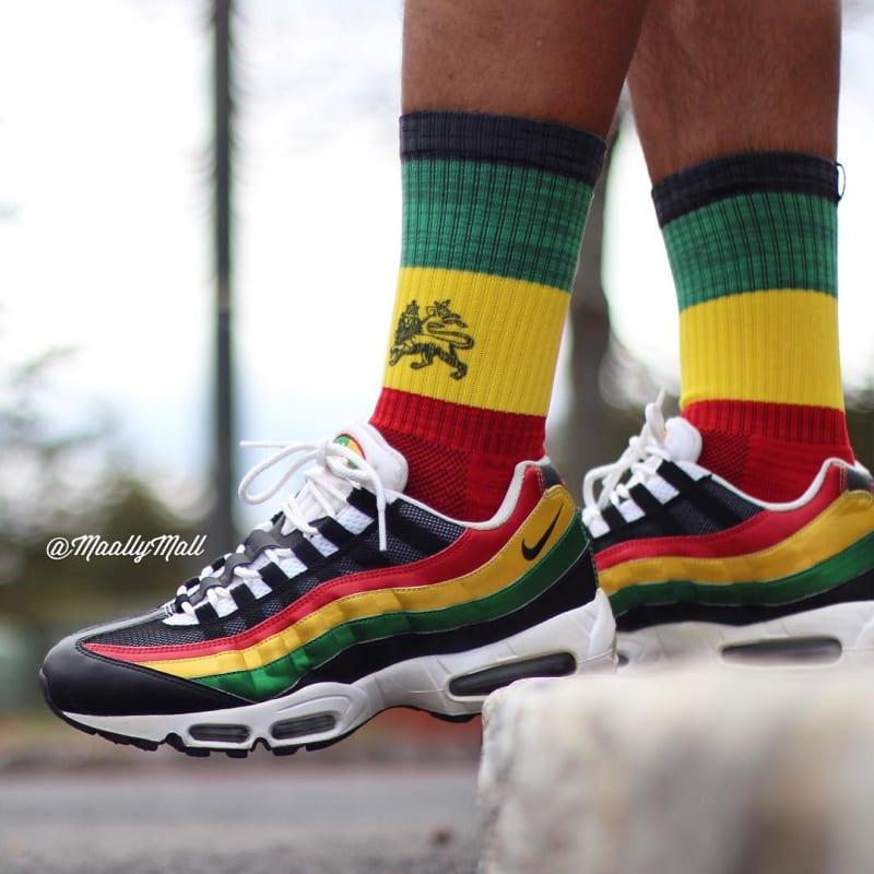 more photos 87b95 f7e3c ... JAMAICA Pinterest Air max Nike Air Max 95 ...
