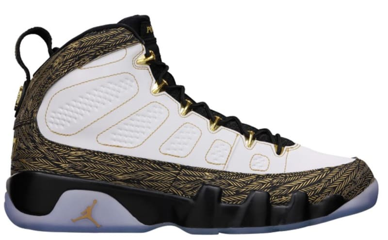 27 Air Jordan 9 Retro DB Doernbecher