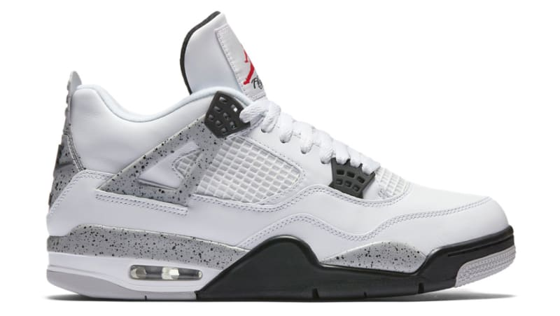 air jordan 4 white cement sole collector yeezy