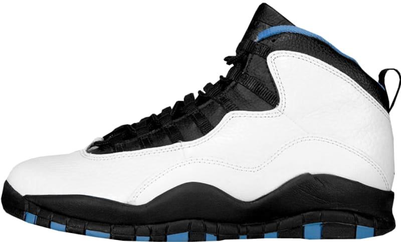 Air Jordan 10 \u0027Powder Blue\u0027
