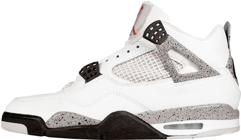 all colorways of air jordans retro 4