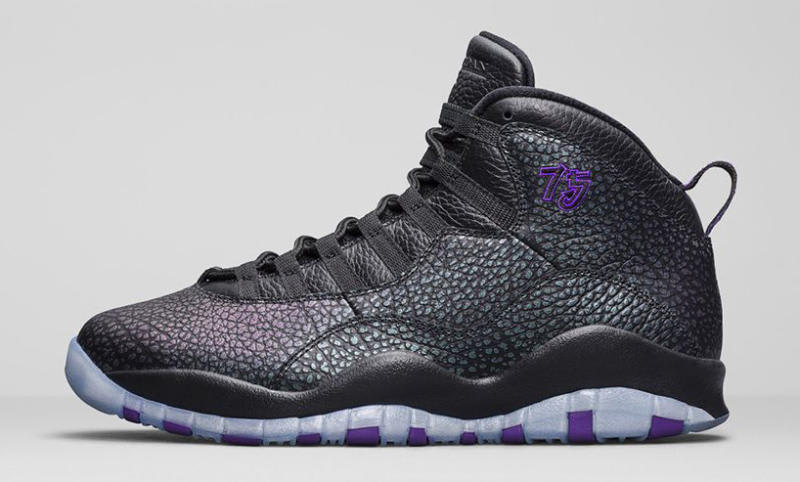 best air jordan 10 color way