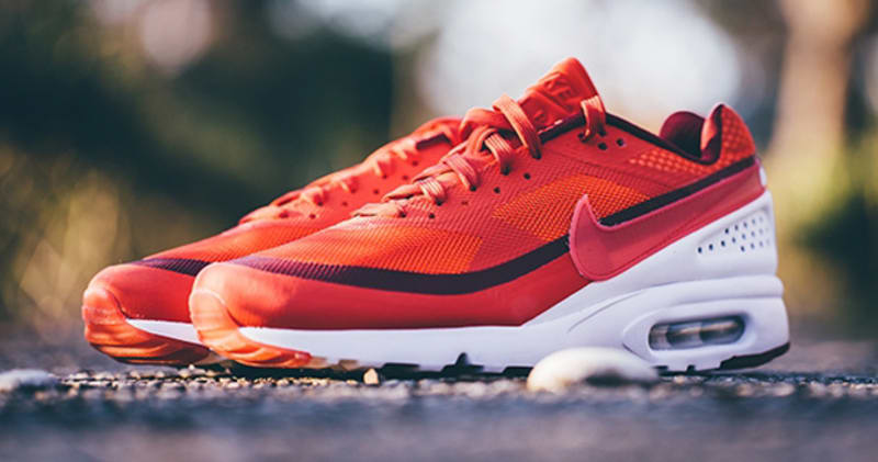 nike air max bw ultra university red 5s