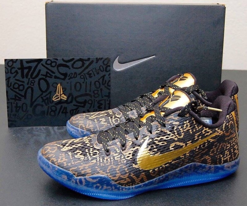 watch 03180 8b456 ... discount code for nike kobe a.d. mamba day black gold grey for sale  ebay 4757d 5454e
