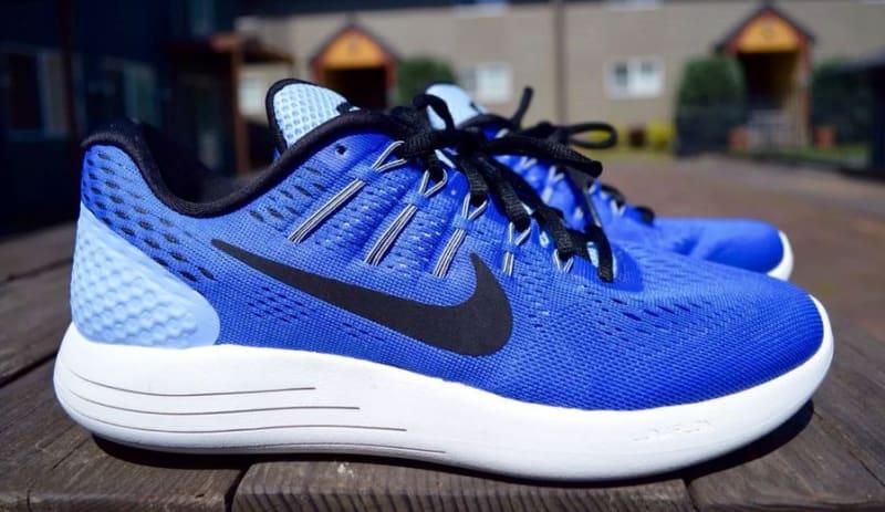 a94d8c3951f777 Mens Nike LunarGlide 8 Shield Running Shoe at Road Runner Sports