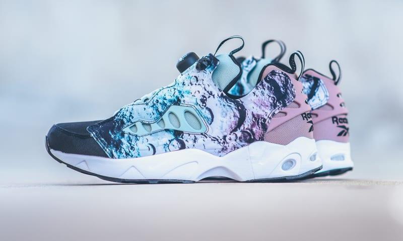 Tìm ra phối màu ấn tượng nhất của giày Reebok Insta Pump Fury Road