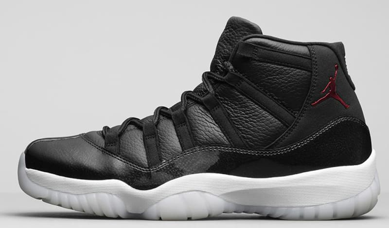 air jordan 11 black and white