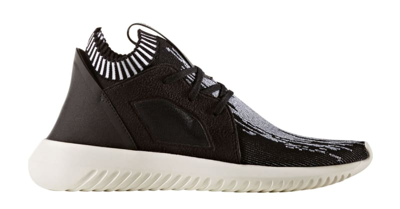 Adidas Tubular Runner Weave Men 's Black Running Sneaker Shiekh