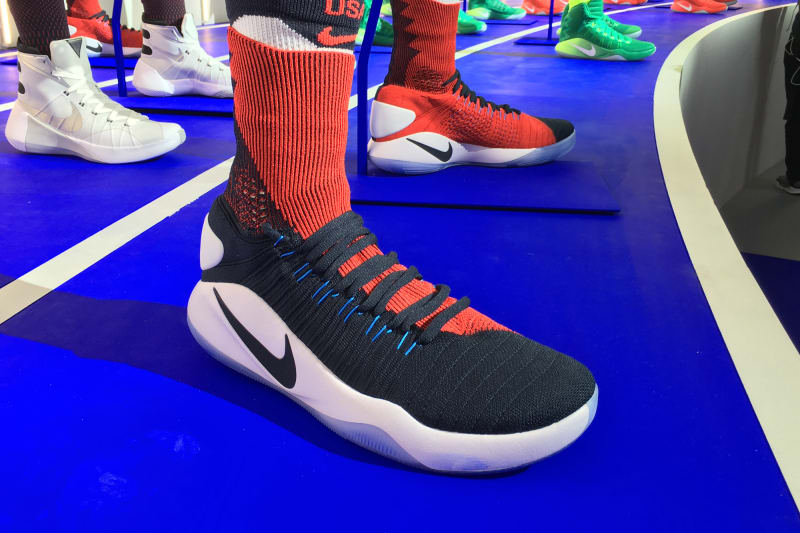 kd 12 shoes youth hyperdunks