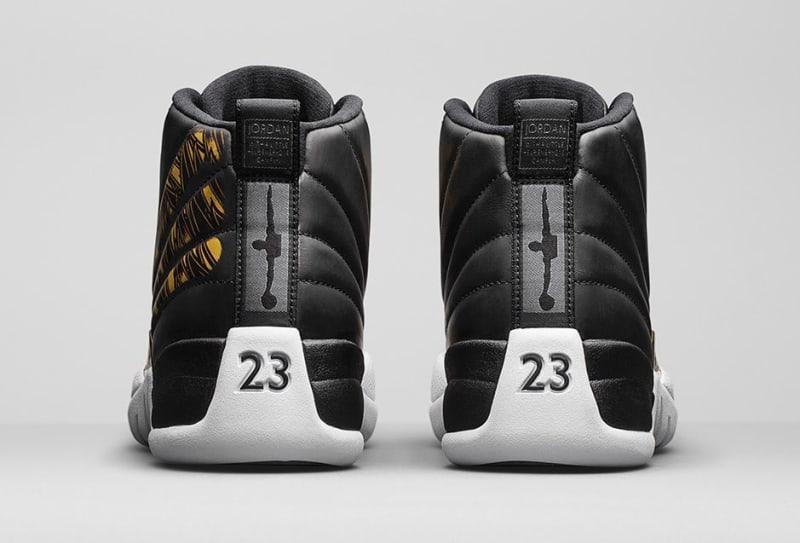 Wings Jordan 12 Resell Price