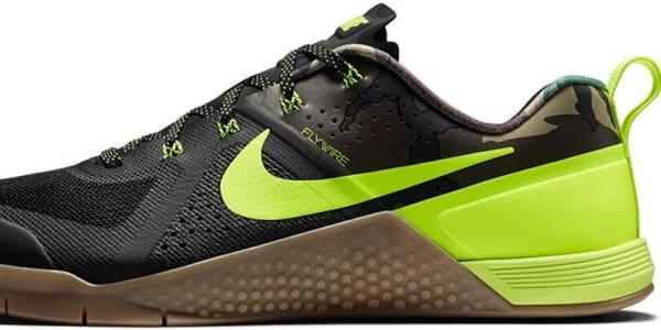 Nike Metcon 1 Amp Black/Gum Medium