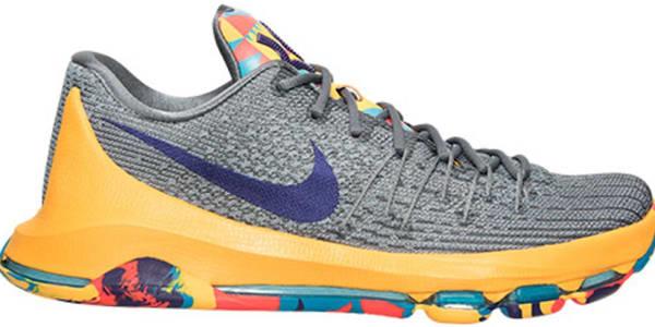 Nike KD 8 Prince George   Nike   Sole