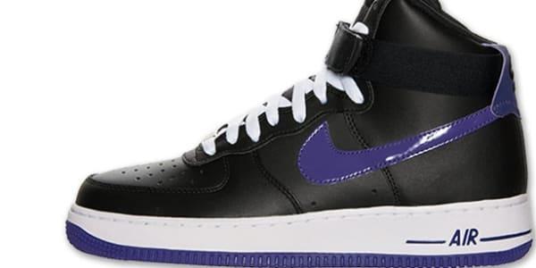 Nike Air Force 1 High Black/Court