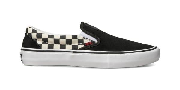 Thrasher x Vans Slip-On (Checkerboard