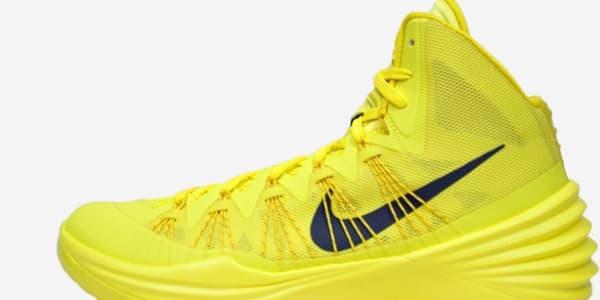 Nike Hyperdunk 2013 Sonic Yellow/Dark