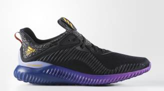 "adidas AlphaBounce ""Shock Purple"""