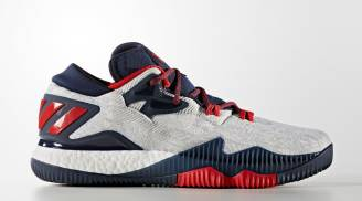 "adidas Crazylight Boost 2016 James Harden ""USA"""