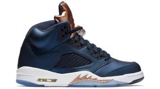 "Air Jordan 5 Retro ""Bronze"""