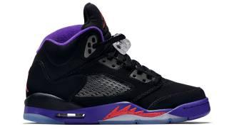 """Air Jordan 5 Retro GS """"Fierce Purple"""""""
