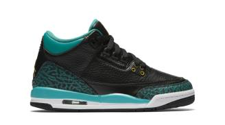 "Air Jordan 3 Retro GS ""Rio Teal"""